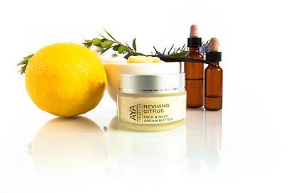 Reviving Citrus Face & Neck Cream Butter