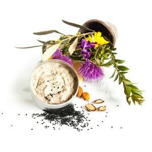 Exfoliating Olive Gentle Facial Scrub