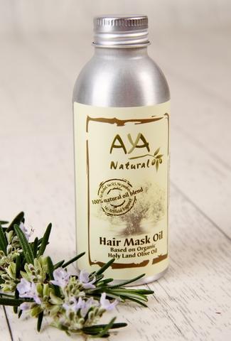 Hair Mask Oil (Olive Oil & Argan Oil)