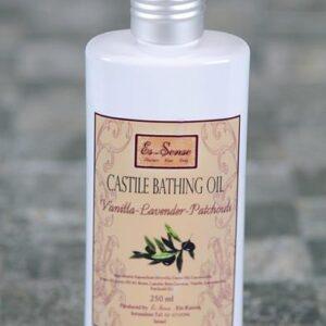 Natural Liquid Soap - Vanilla - Lavender - Patchouli