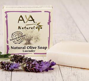 Natural Olive Soap - Lavender