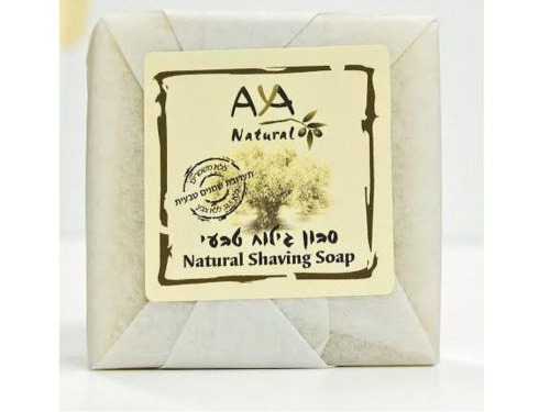 Natural Shaving Soap