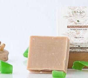 Patchouli Amber Soap